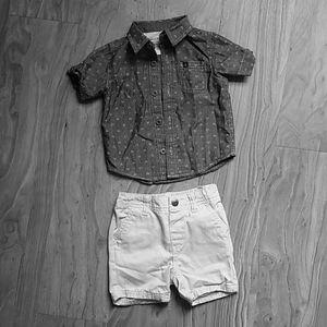 Calvin Klein Summer Days Outfit
